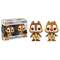 Figurine Kingdom Hearts Funko POP! Chip & Dale 7cm