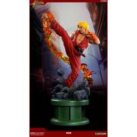 Statuette Street Fighter IV Ken 63cm