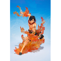 Figurine One Piece S.H. Figuarts Portgas D.Ace Extra Battle 15cm