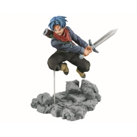 Figurine Dragon Ball Super Soul x Soul Trunks 12cm