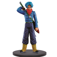 Figurine Dragon Ball Super DXF Warriors Vol. 1 Trunks 17cm