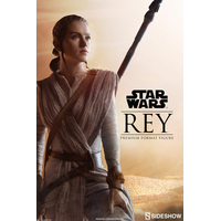 Statuette Star Wars Episode VII Premium Format Rey 50cm