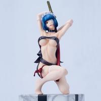 Statuette Shin Ikki Tousen Ribbon Doll Collection Shimei Ryomou 25cm