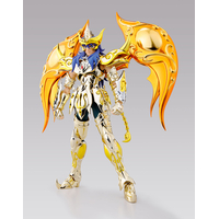 Figurine Saint Seiya Soul of Gold Milo du Scorpion Myth Cloth EX