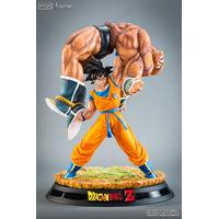 La froide colère de Son Goku HQS by Tsume