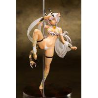 Statuette Seven Deadly Sins Dark Lord Apocalypse Belphegor Pole Dance 25cm