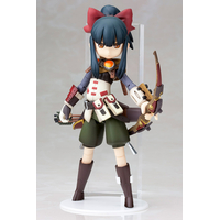 Figurine Etrian Odyssey IV Legends of the Titan -Plastic Model Kit Sniper Girl 15 cm