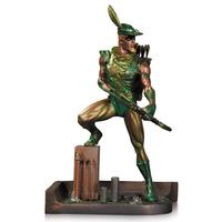 Statuette DC Comics Green Arrow Patina 16 cm