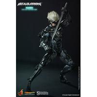 Figurine Metal Gear Rising Revengeance Videogame Masterpiece Raiden 32 cm
