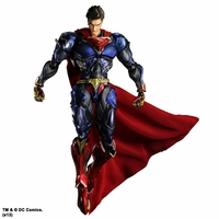 Figurine Superman DC Comics Variant Play Arts Kai 27 cm Vol. 3
