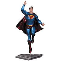 Statuette Superman The Man Of Steel Frank Quitely 17 cm
