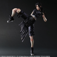 Figurine Final Fantasy VII Advent Children Play Arts Kai - Tifa 26 cm