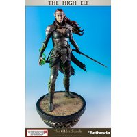 Statuette The Elder Scrolls Online Heroes of Tamriel - The High Elf 41 cm