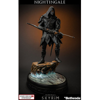 Statuette The Elder Scrolls V Skyrim - Nightingale 41 cm
