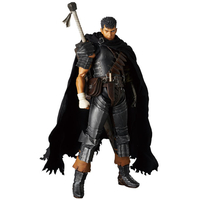 Figurine Berserk Golden Age Arc - Guts Black Swordsman Ver. 30 cm