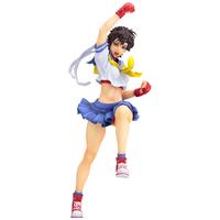 Statuette Street Fighter Bishoujo Sakura 24 cm