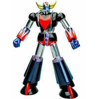 Figurine Goldorak metaltech Version Chrome 20cm