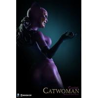 Statuette DC Comics Premium Format Classic Catwoman 57 cm