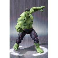 Figurine Avengers L'Ere d'Ultron Hulk SH Figuarts 20cm