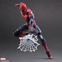 Figurine Spider-Man Marvel Comics Variant Play Arts Kai 26 cm