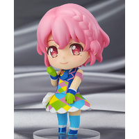 Figurine PriPara Nendoroid Co-de Reona West - Twin Gingham 10cm