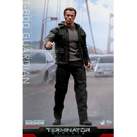 Figurine Terminator Genisys Movie Masterpiece T-800 Guardian 32cm