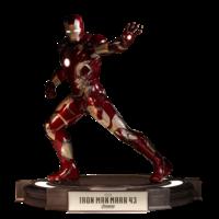 Statue Iron Man Mark 43 Cinemaquette Avengers L'Ere d'Ultron 63cm