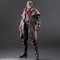 Figurine Metal Gear Solid V The Phantom Pain Play Arts Kai - Ocelot 28cm