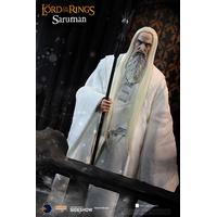 Figurine Le Seigneur des Anneaux Saruman 30cm