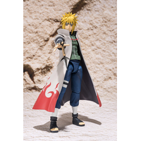 Figurine Naruto SH Figuarts Namikaze Minato 15cm