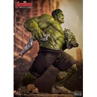 Diorama Avengers L'Ère d'Ultron Hulk 49cm