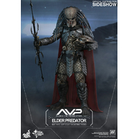 Figurine Alien vs. Predator Movie Masterpiece Elder Predator 35cm
