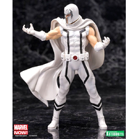 Statuette Marvel Comics ARTFX+ Magneto White Exclusive 20cm