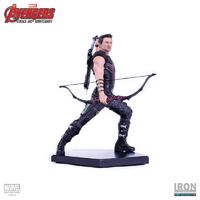 Statuette Avengers L'Ère d'Ultron Hawkeye 18cm