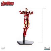Statuette Avengers L'Ère d'Ultron Iron Man Mark XLIII 28cm