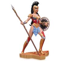 Statuette Wonder Woman The Art of War Wonder Woman by Amanda Conner 21cm