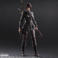 Figurine Rise of the Tomb Raider Play Arts Kai Lara Croft 27cm