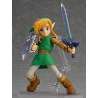 Figurine The Legend of Zelda A Link Between Worlds Figma Link 11cm
