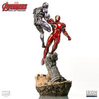 Statuette Avengers L'Ère d'Ultron  Iron Man Mark XLV 60cm