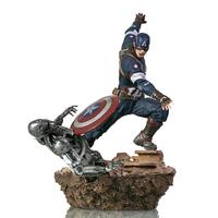 Statuette Avengers L'Ère d'Ultron Captain America 40 cm
