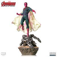 Statuette Avengers L'Ère d'Ultron Vision 52cm