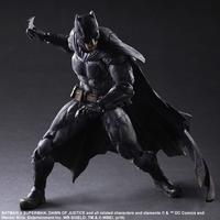 Figurine Batman vs Superman Dawn of Justice Play Arts Kai Batman 25cm