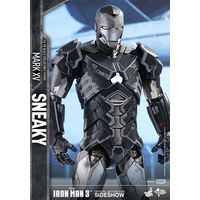 Figurine Iron Man 3 Movie Masterpiece Iron Man Mark XV Sneaky 31cm