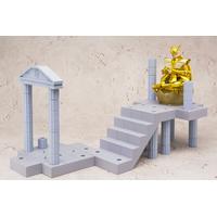 Figurine Saint Seiya Virgo Shaka de la vierge D.D. Panoramation 10cm