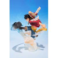 Figurine One Piece SH Figuarts Zero Monkey D. Luffy Gum Gum 15cm