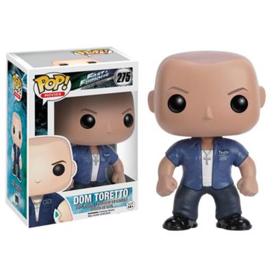 Figurine Fast & Furious POP! Dom Toretto 9cm
