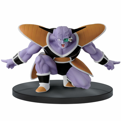 Figurine DBZ Dramatic Showcase Captain Ginyu 7cm