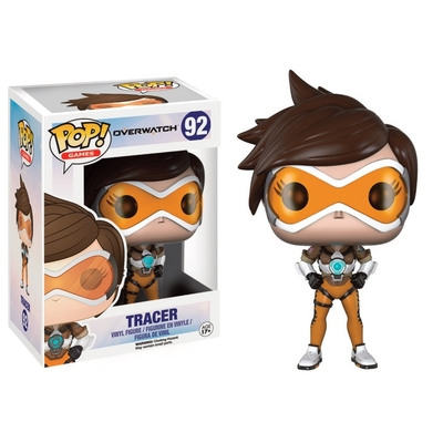 Figurine Overwatch Funko POP! Tracer 9 cm