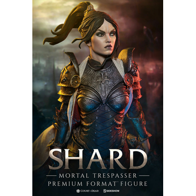 Statuette Court of the Dead Premium Format Shard Mortal Trespasser 58cm