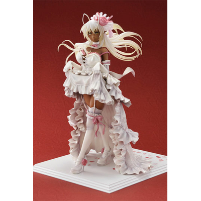 Statuette Full Metal Daemon Muramasa the 34rd Oasis Wedding Ver. 25cm